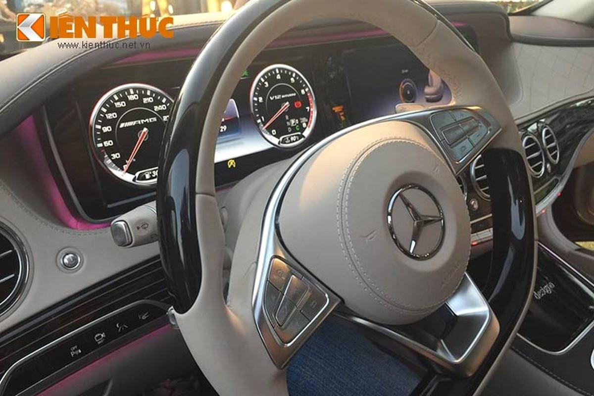 Chi tiet sieu sedan Mercedes S65 AMG gia hon 12 ty tai VN-Hinh-8