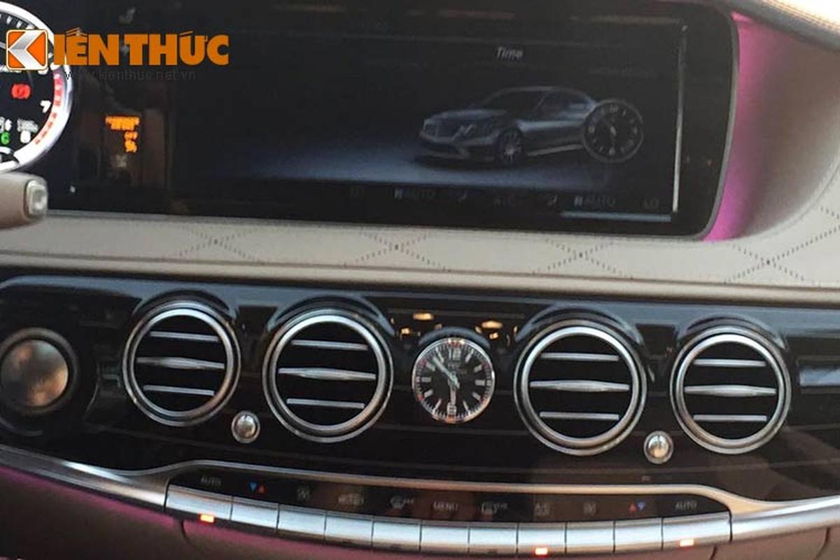 Chi tiet sieu sedan Mercedes S65 AMG gia hon 12 ty tai VN-Hinh-9