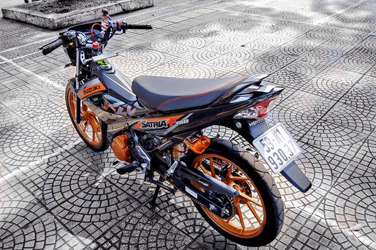 "Ngam xe may Suzuki Raider 150 do ""sieu chat"" tai Sai Gon-Hinh-3"