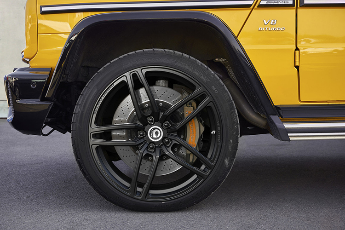 SUV Mercedes-Benz AMG G63