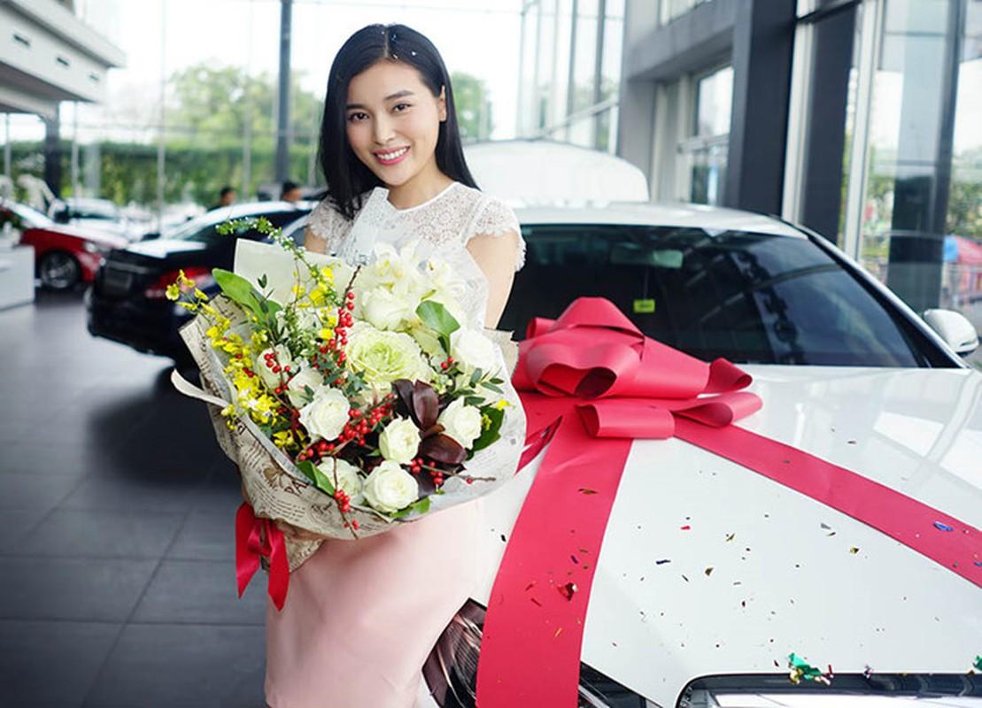 Chan dai Cao Thai Ha tau xe sang Mercedes E200 tien ty-Hinh-5