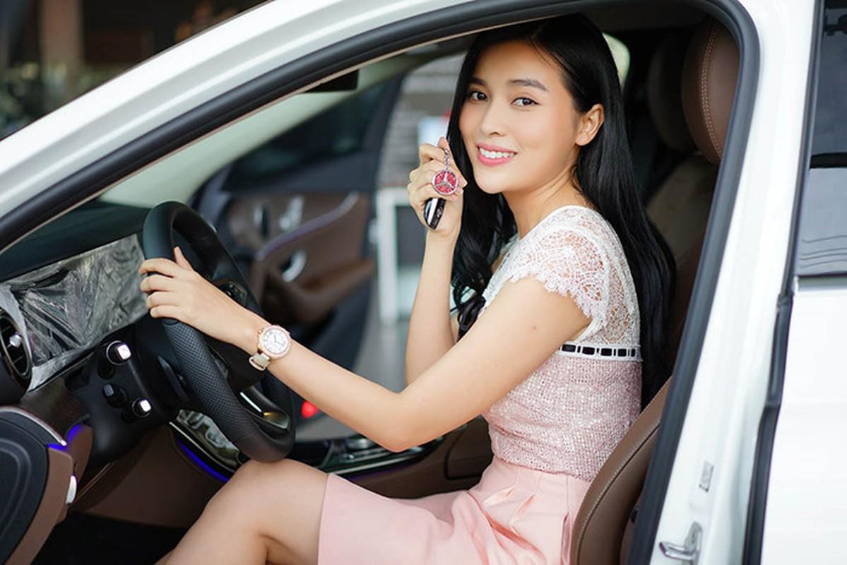 Chan dai Cao Thai Ha tau xe sang Mercedes E200 tien ty-Hinh-6