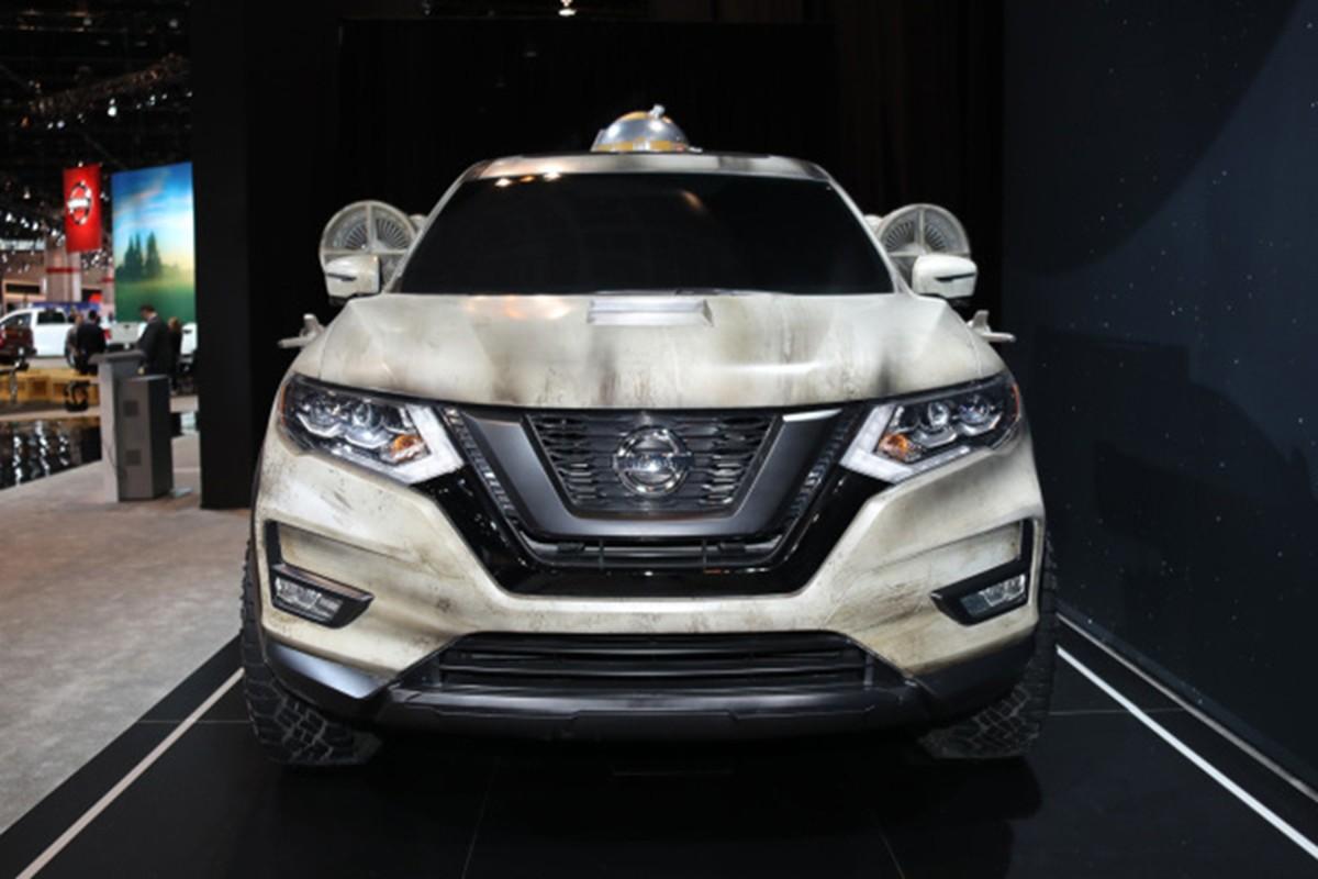"""Nissan X-Trail phien ban """"chien tranh giua cac vi sao""""-Hinh-3"""