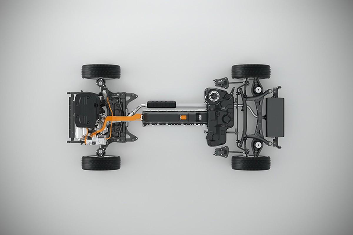 SUV Volvo XC40 hoan toan moi san sang ra mat-Hinh-5