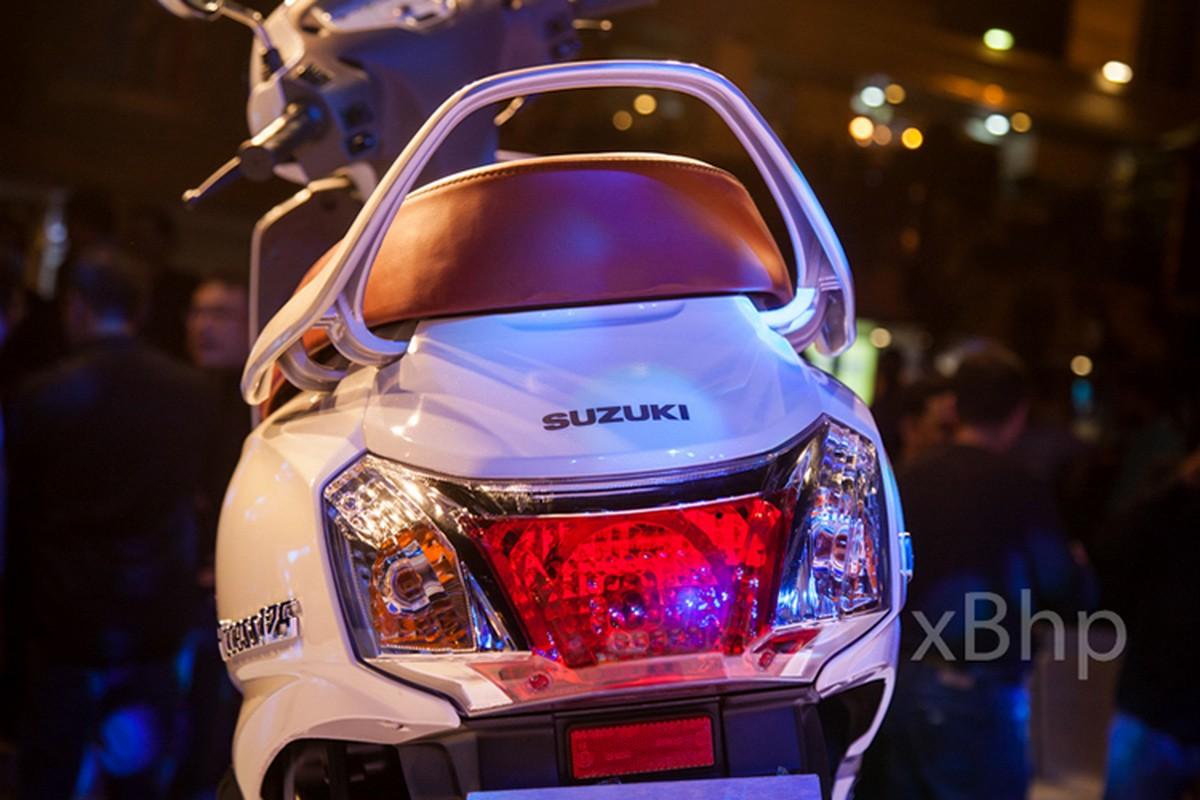 Xe tay ga Suzuki Access 2017