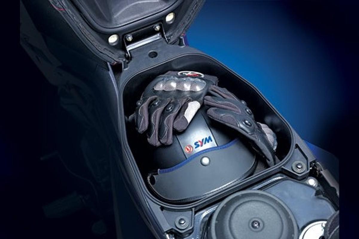 SYM sap ra mat xe may StarX 125 EFI gia 25 trieu-Hinh-5
