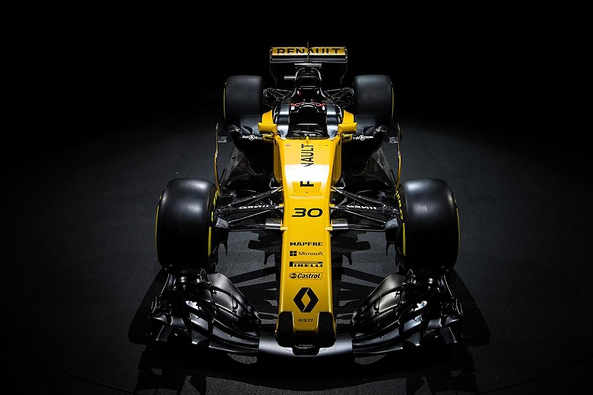 Renault ra mat xe dua F1 2017 moi tai London-Hinh-2
