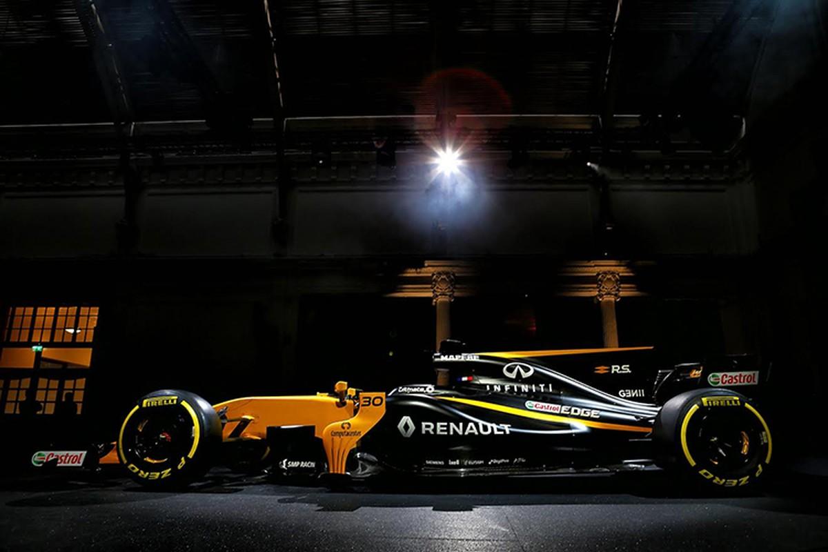 Renault ra mat xe dua F1 2017 moi tai London-Hinh-5