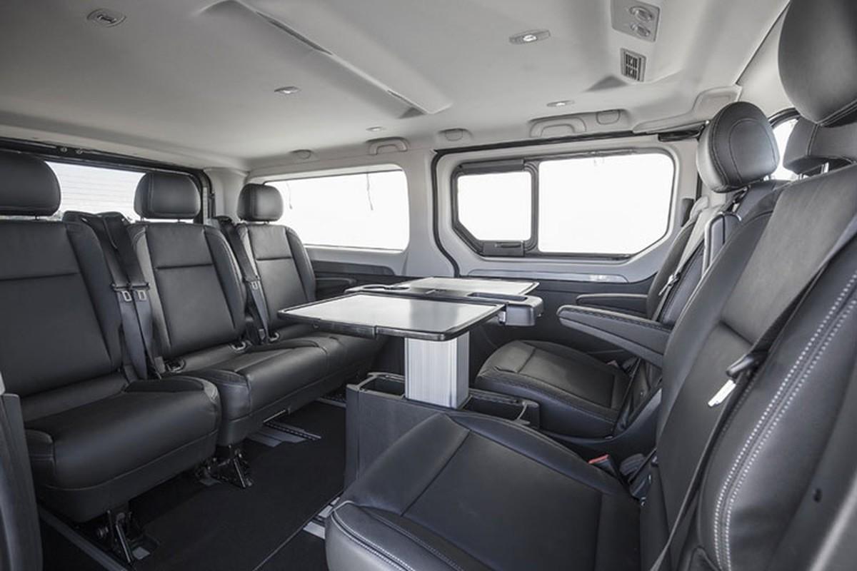 "Renault ""trinh lang"" xe Van hang sang Trafic SpaceClass-Hinh-6"