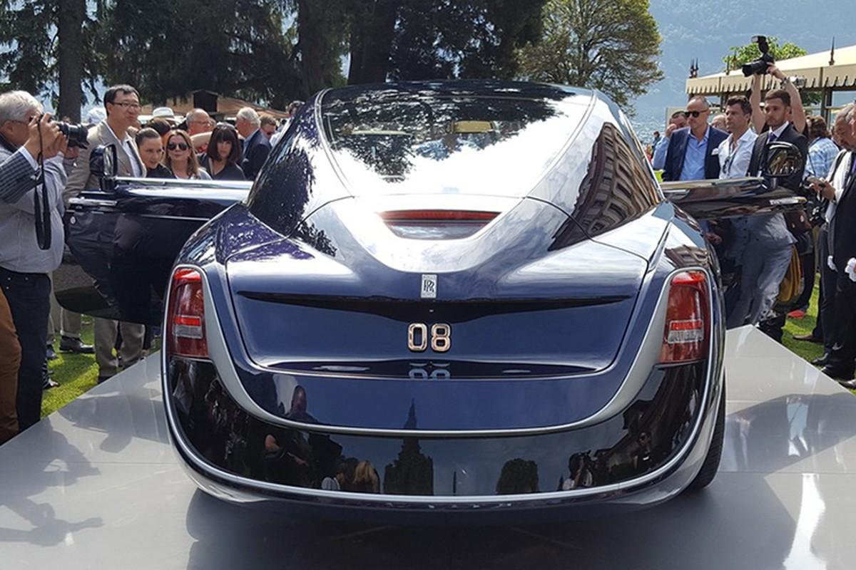 "Sieu xe sang Rolls-Royce Sweptail ""doc ban"" gia 300 ty dong-Hinh-5"