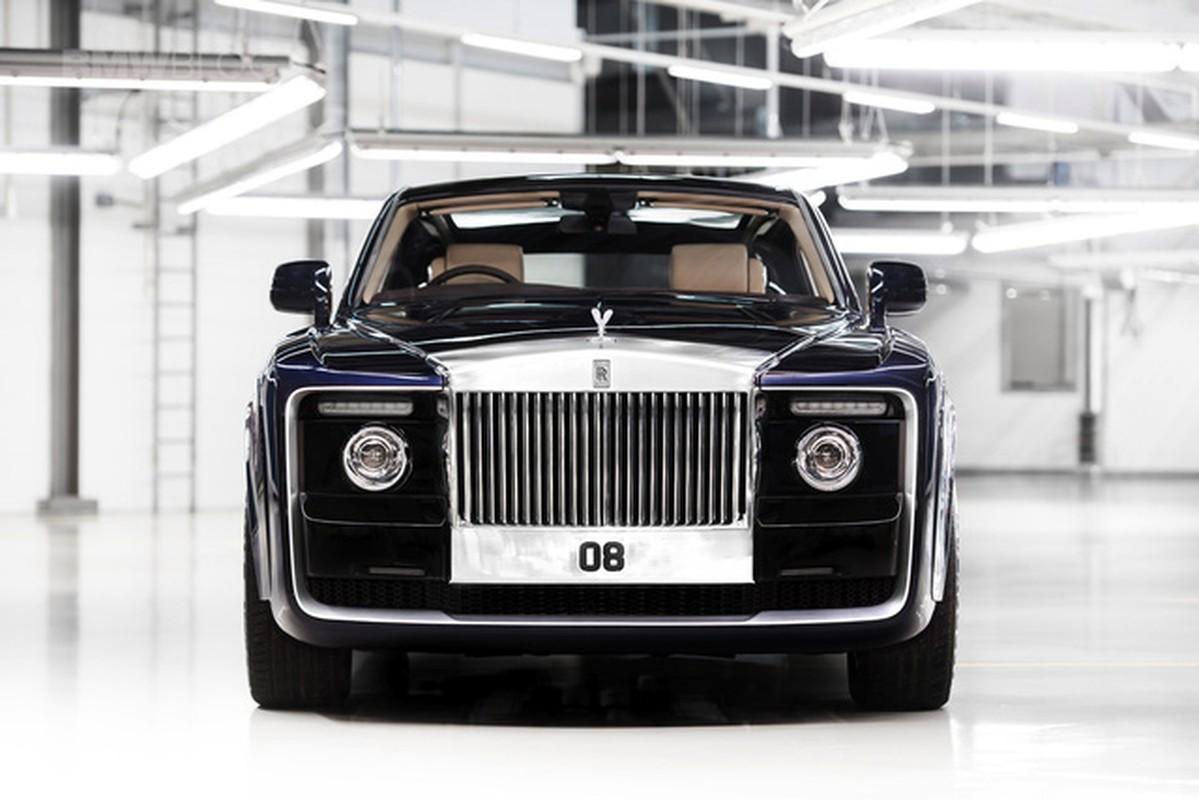 "Sieu xe sang Rolls-Royce Sweptail ""doc ban"" gia 300 ty dong-Hinh-9"