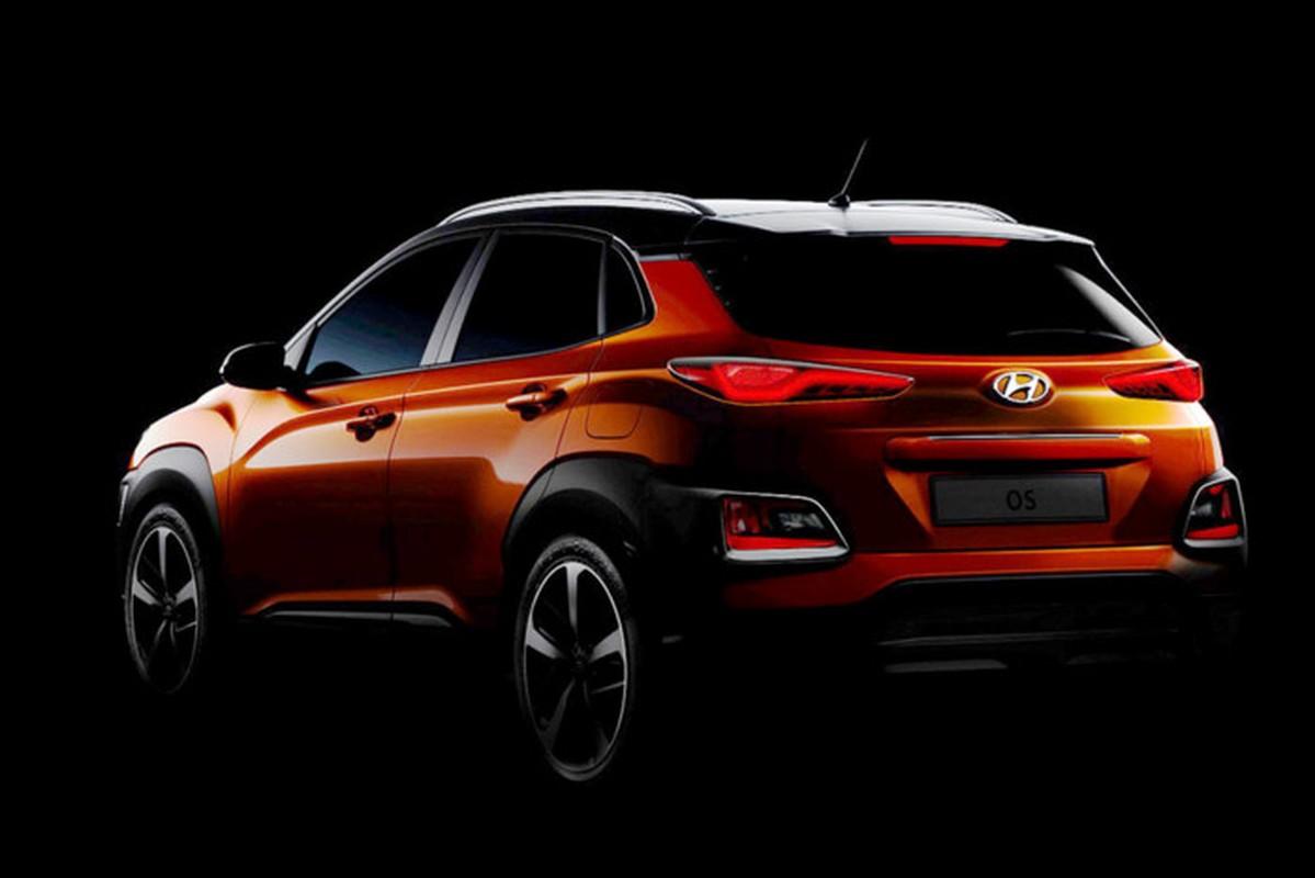 SUV co nho Hyundai Kona 2018 sap ra mat toan cau-Hinh-2