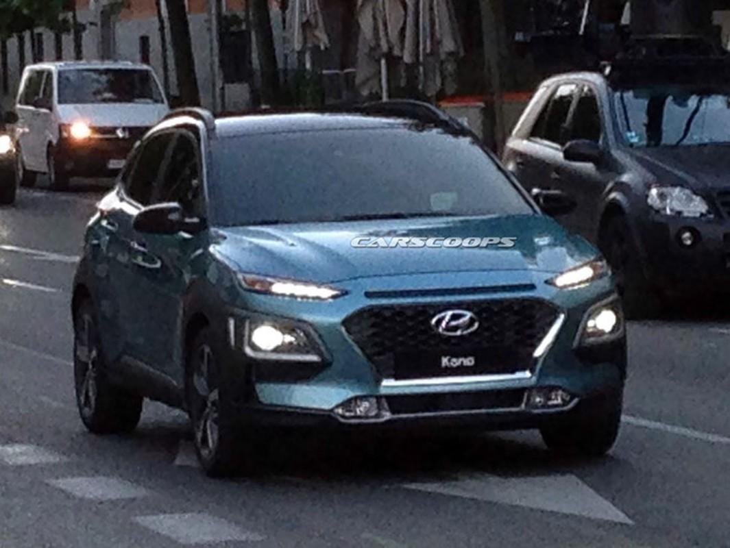 SUV co nho Hyundai Kona 2018 sap ra mat toan cau-Hinh-3