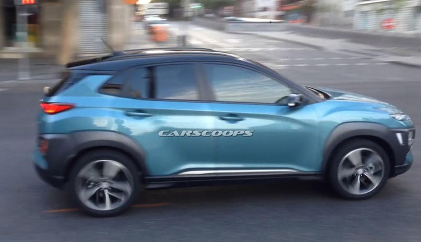 SUV co nho Hyundai Kona 2018 sap ra mat toan cau-Hinh-4