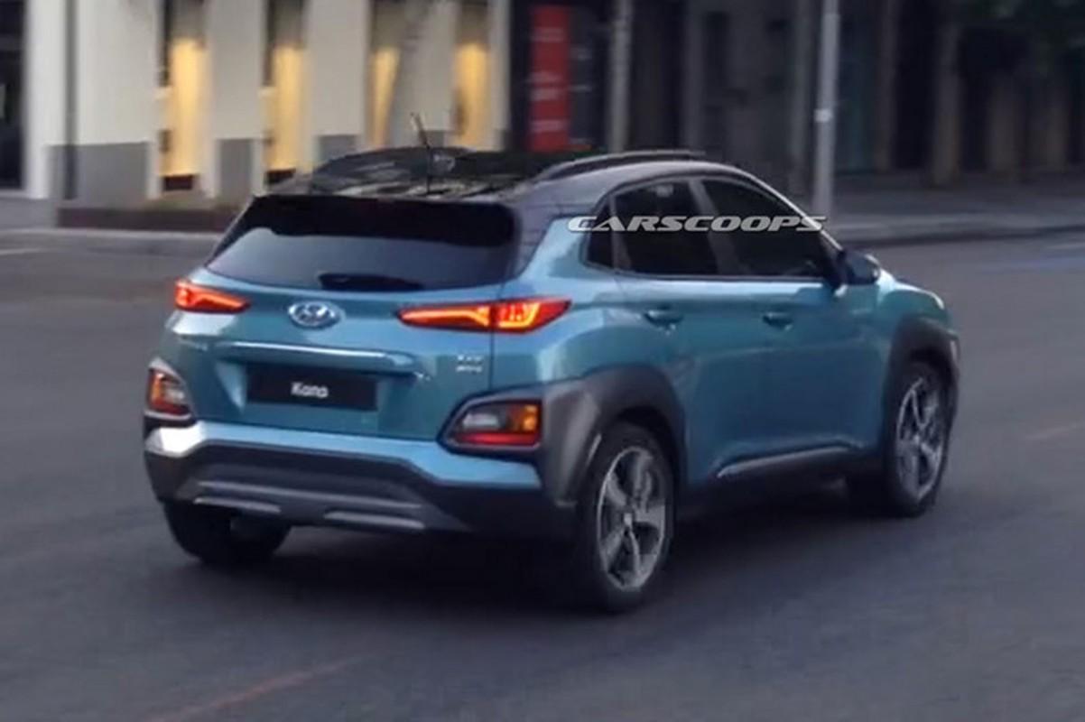 SUV co nho Hyundai Kona 2018 sap ra mat toan cau-Hinh-5