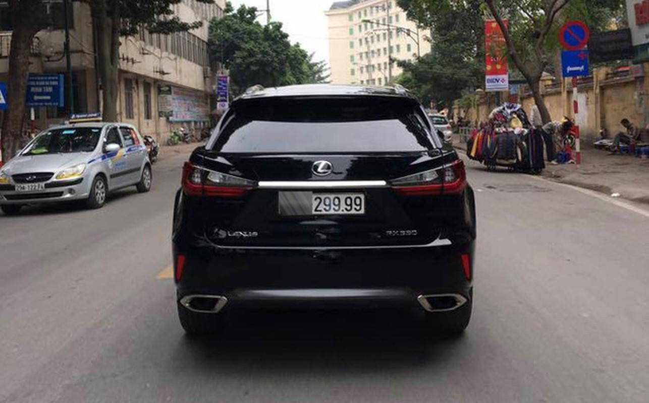 "Range Rover 8 ty ""muon"" bien 9999 Lexus RX350 dao pho-Hinh-4"
