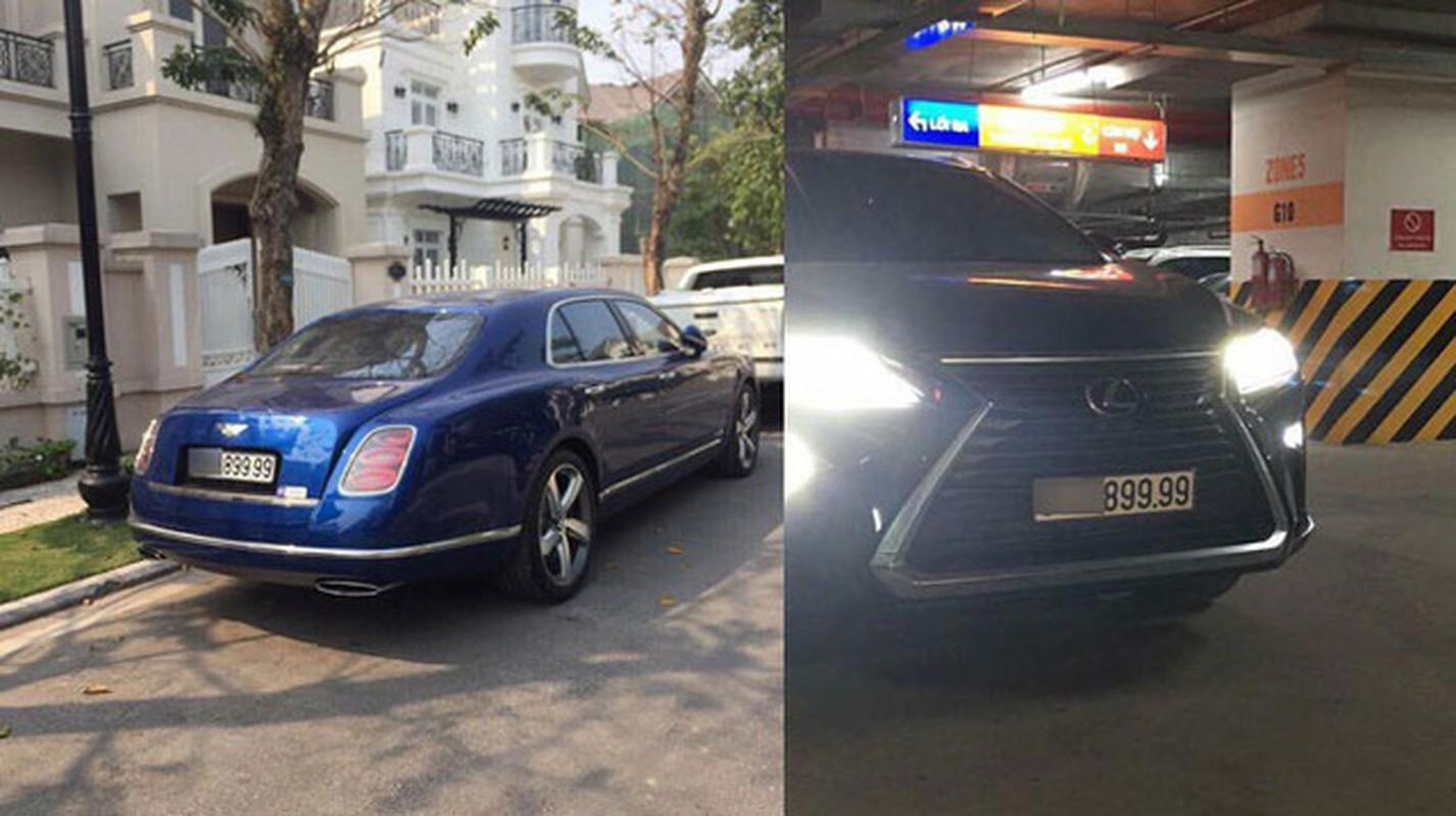 "Range Rover 8 ty ""muon"" bien 9999 Lexus RX350 dao pho-Hinh-6"