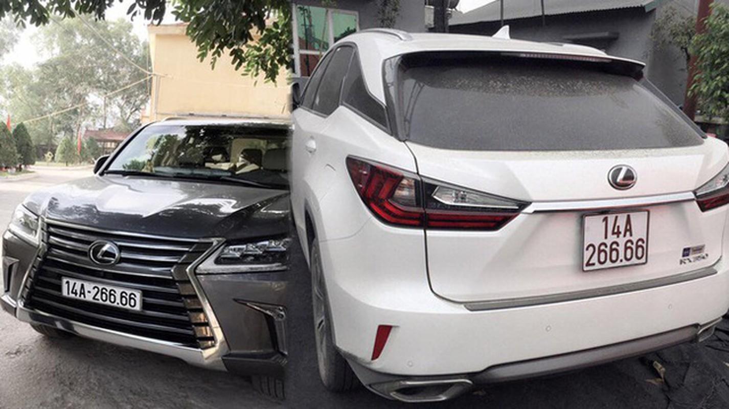 "Range Rover 8 ty ""muon"" bien 9999 Lexus RX350 dao pho-Hinh-7"