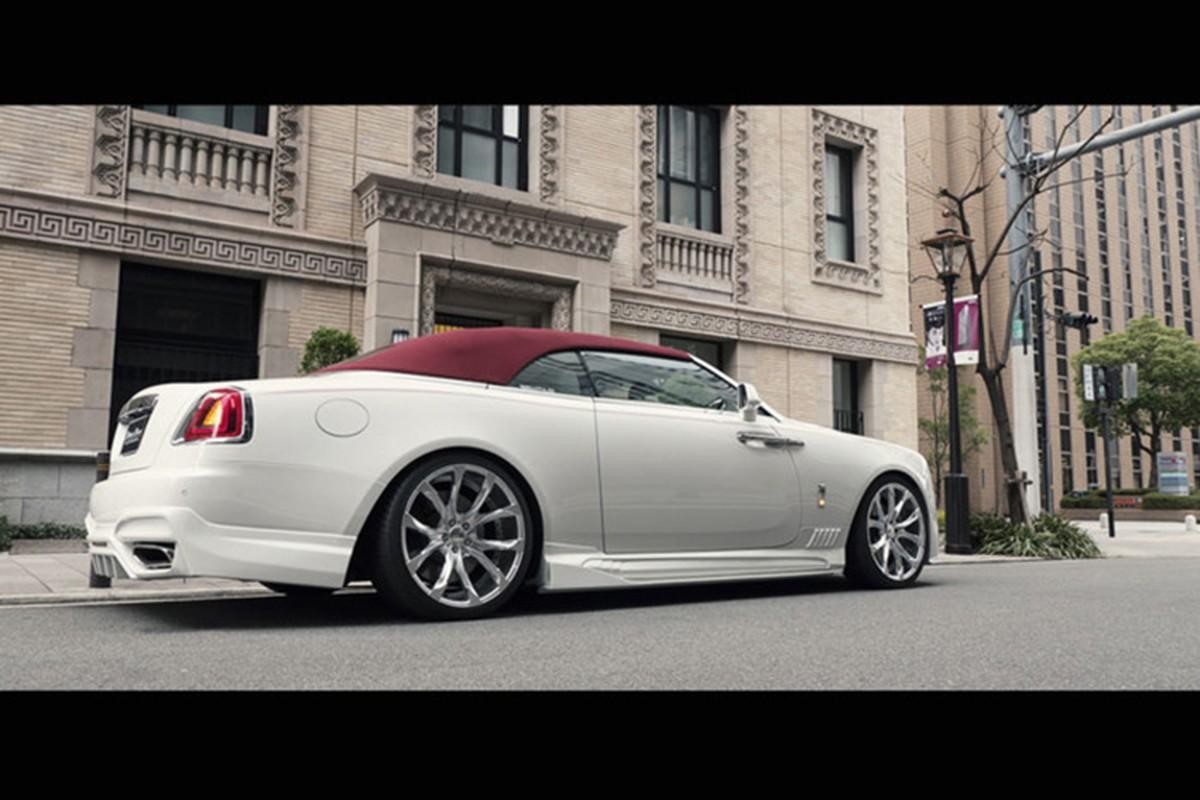 """Rolls-Royce Dawn trieu do """"do khung"""" chi 310 trieu-Hinh-3"""