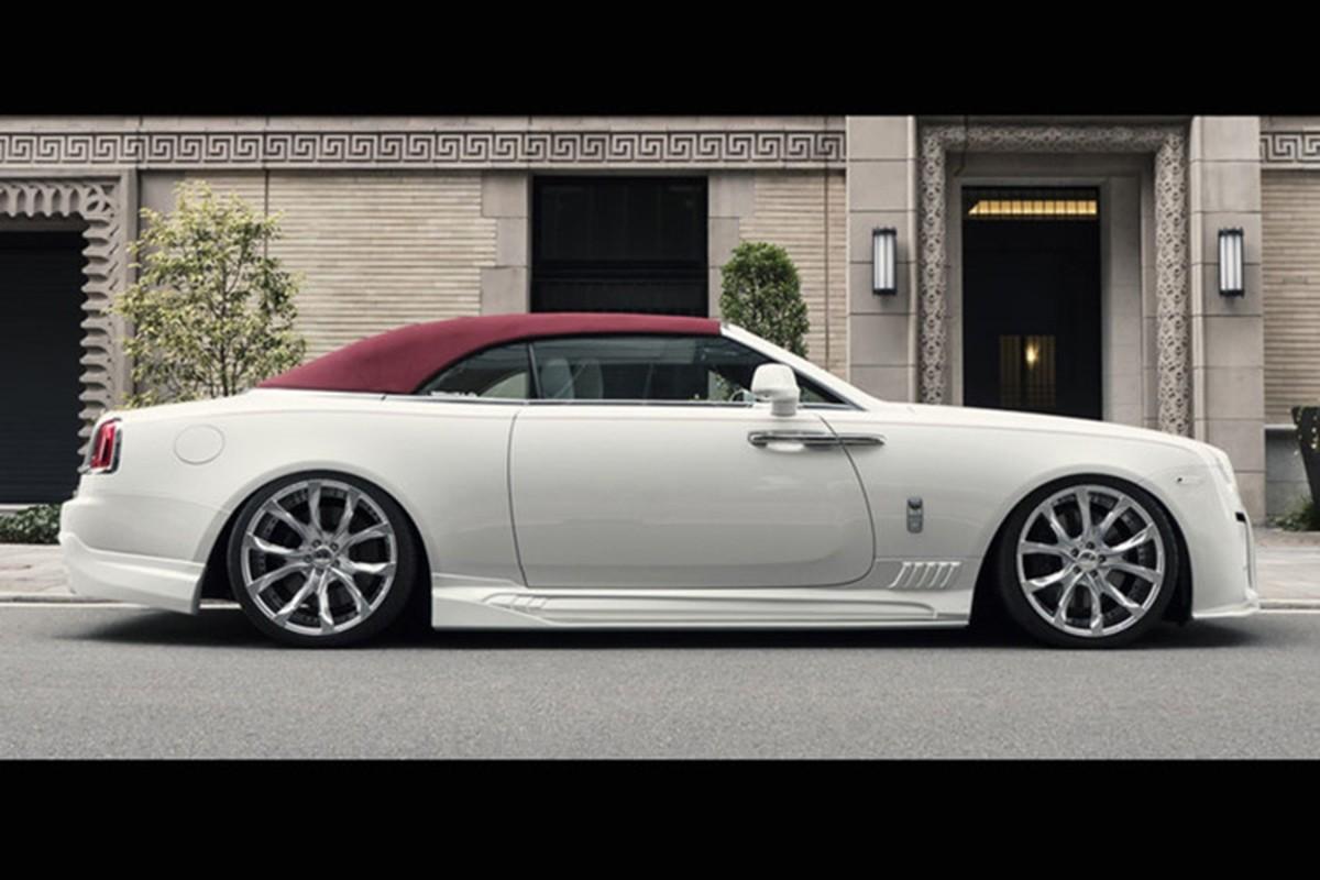 """Rolls-Royce Dawn trieu do """"do khung"""" chi 310 trieu-Hinh-7"""