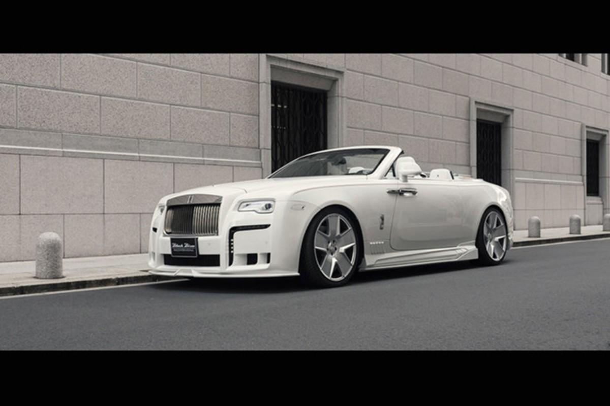"""Rolls-Royce Dawn trieu do """"do khung"""" chi 310 trieu-Hinh-8"""