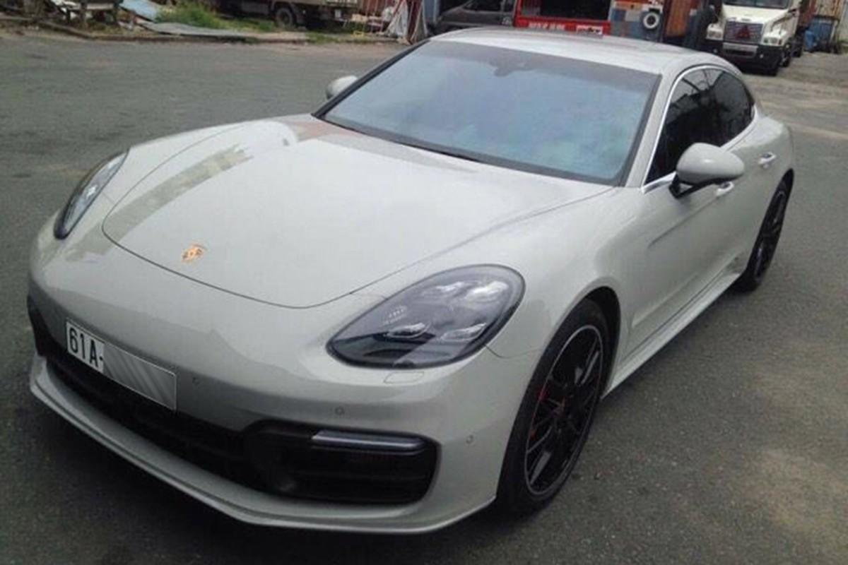 """Thieu gia Binh Duong """"tau"""" sieu xe Porsche gia 15 ty"""