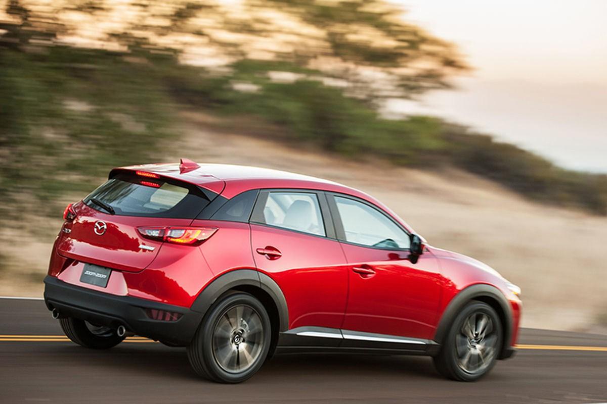 Top 10 xe oto SUV tiet kiem nhien lieu nhat 2017-Hinh-11