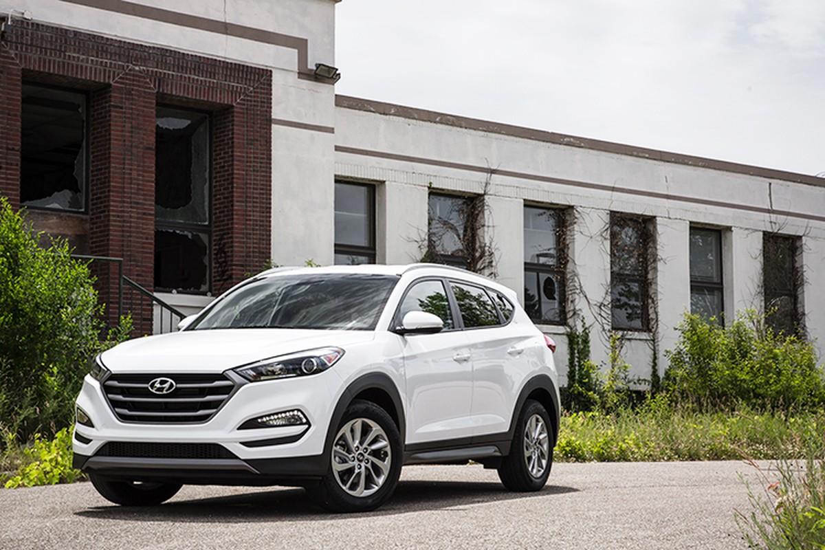 Top 10 xe oto SUV tiet kiem nhien lieu nhat 2017-Hinh-18
