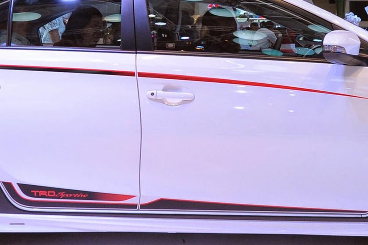 Toyota Vios TRD moi gia 644 trieu dong tai Viet Nam-Hinh-3