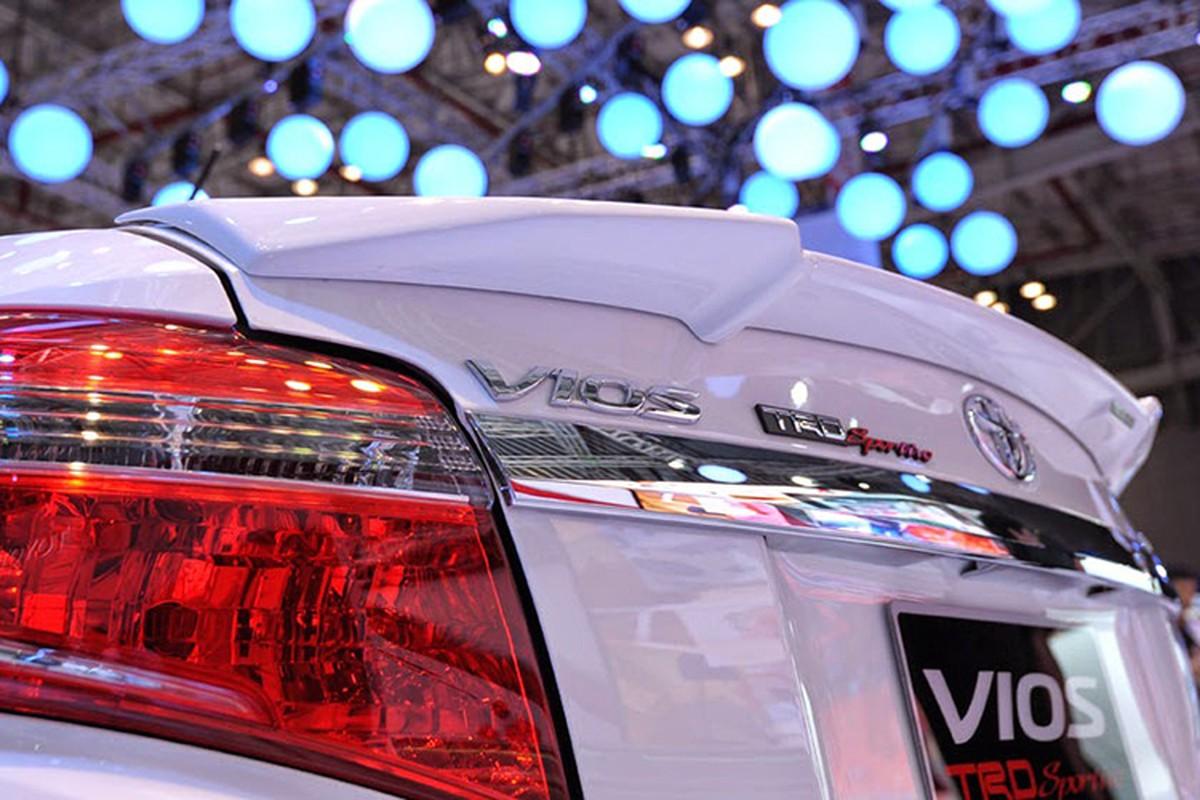 Toyota Vios TRD moi gia 644 trieu dong tai Viet Nam-Hinh-5