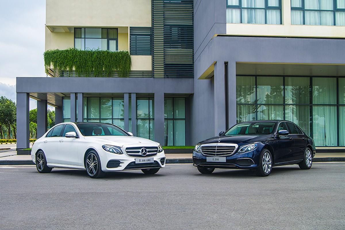 Dan xe Mercedes-Benz tri gia 150 ty sap den Ha Noi-Hinh-6