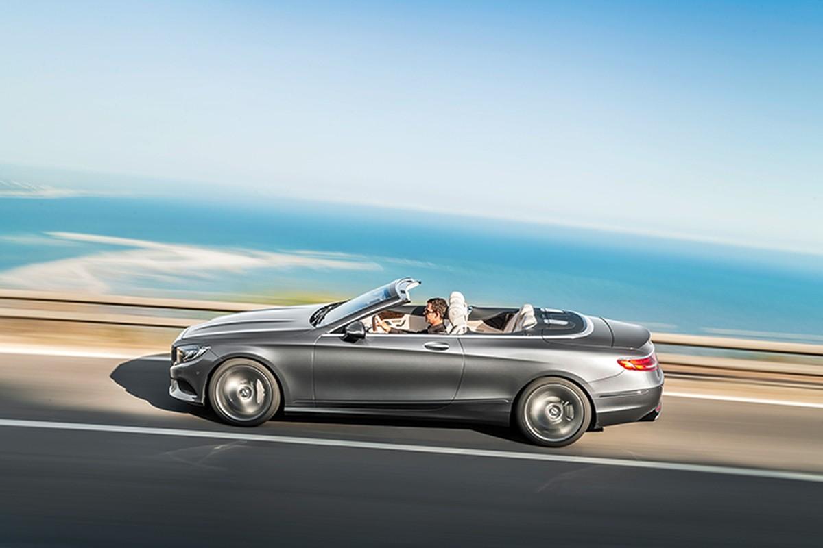 Dan xe Mercedes-Benz tri gia 150 ty sap den Ha Noi-Hinh-7