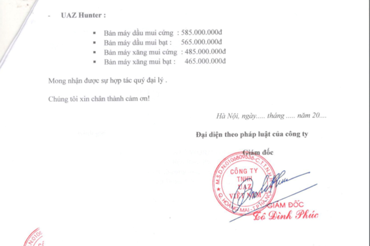 """Xe oto Nga Uaz Hunter tai Viet Nam bat ngo """"doi gia""""-Hinh-2"""