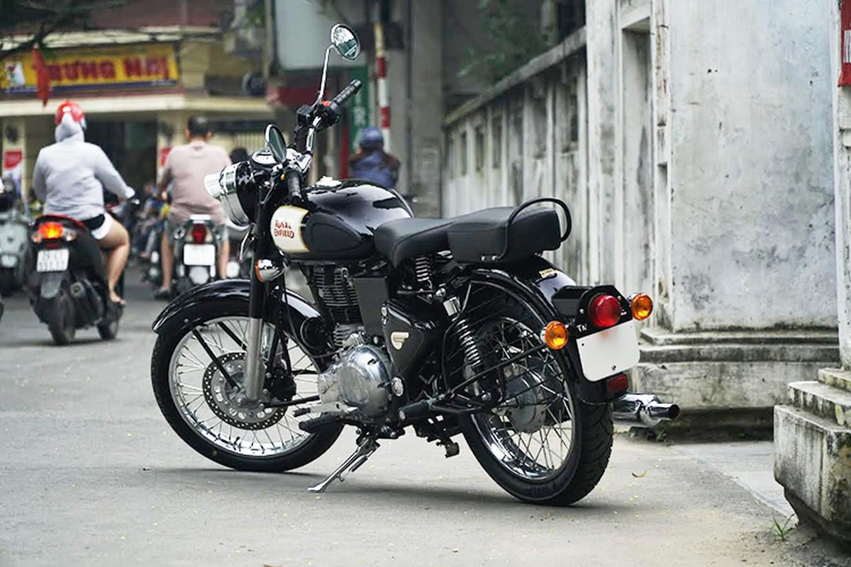 """Soi"" moto Royal Enfield Classic gia 109 trieu tai Ha Noi-Hinh-12"