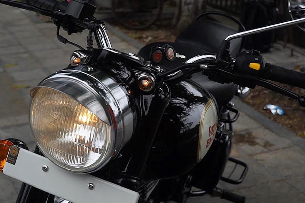 """Soi"" moto Royal Enfield Classic gia 109 trieu tai Ha Noi-Hinh-2"