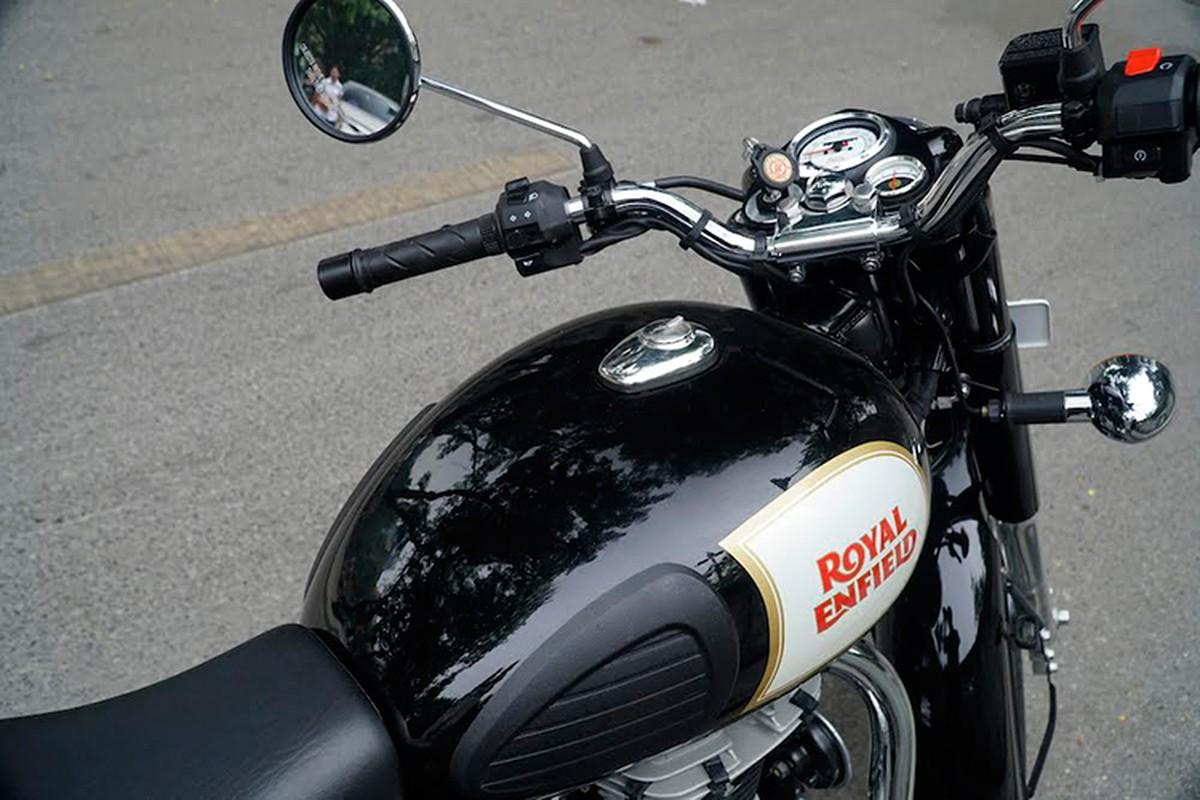 """Soi"" moto Royal Enfield Classic gia 109 trieu tai Ha Noi-Hinh-4"