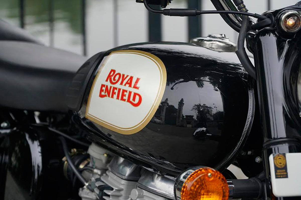 """Soi"" moto Royal Enfield Classic gia 109 trieu tai Ha Noi-Hinh-5"