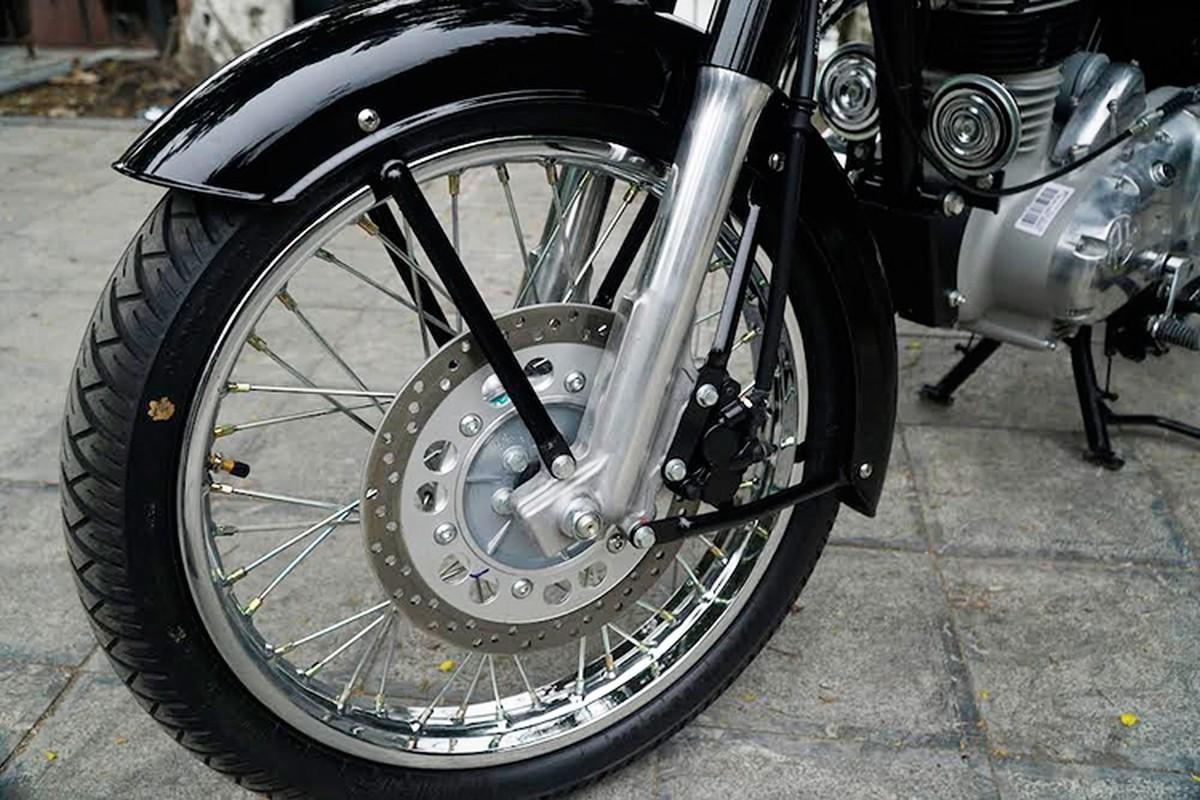 """Soi"" moto Royal Enfield Classic gia 109 trieu tai Ha Noi-Hinh-7"