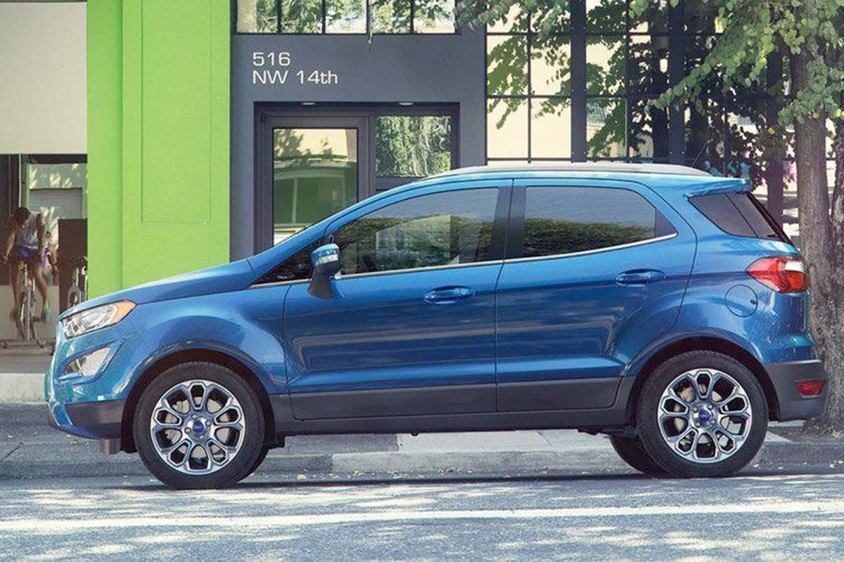 """Ford EcoSport 2018 """"chot gia"""" tu 255 trieu tai An Do-Hinh-10"""