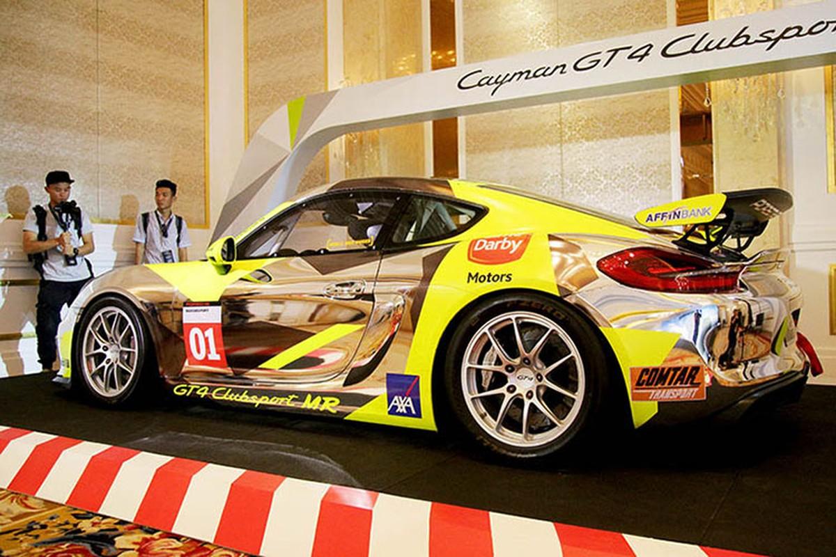Sieu xe dua Porsche Cayman GT4 Clubsport tai Sai Gon-Hinh-3