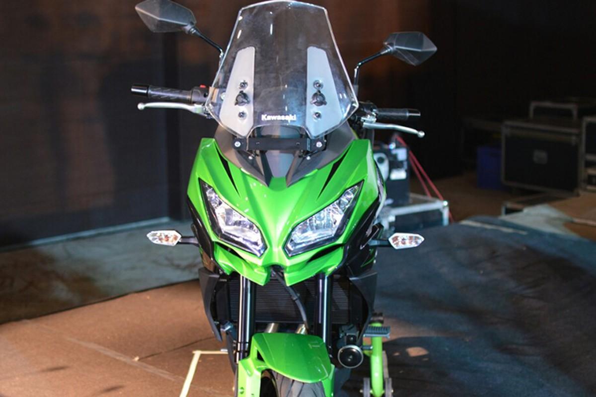 """Kawasaki Versys 650 2018 """"chot gia"""" 224 trieu tai An Do-Hinh-2"""