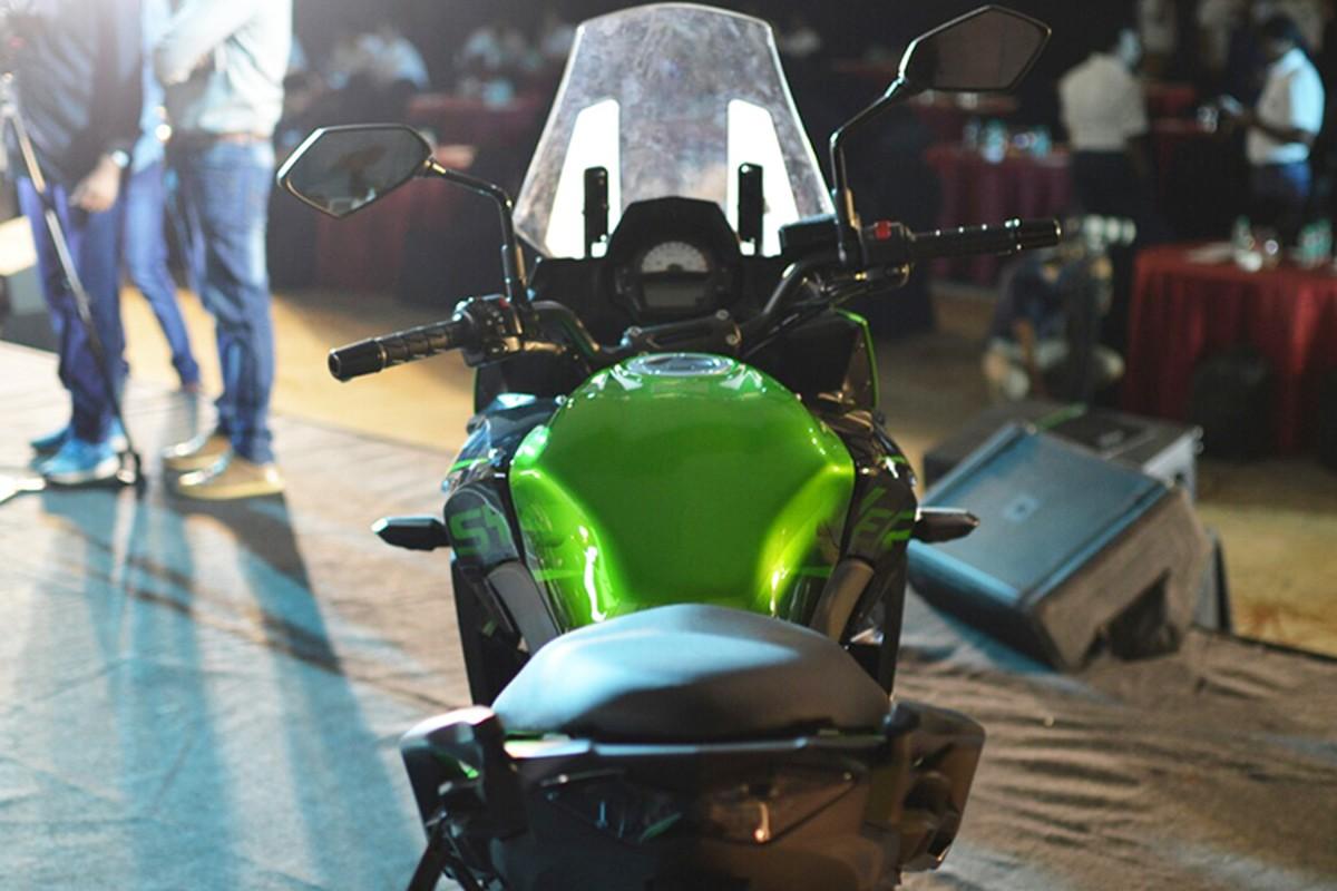 """Kawasaki Versys 650 2018 """"chot gia"""" 224 trieu tai An Do-Hinh-3"""