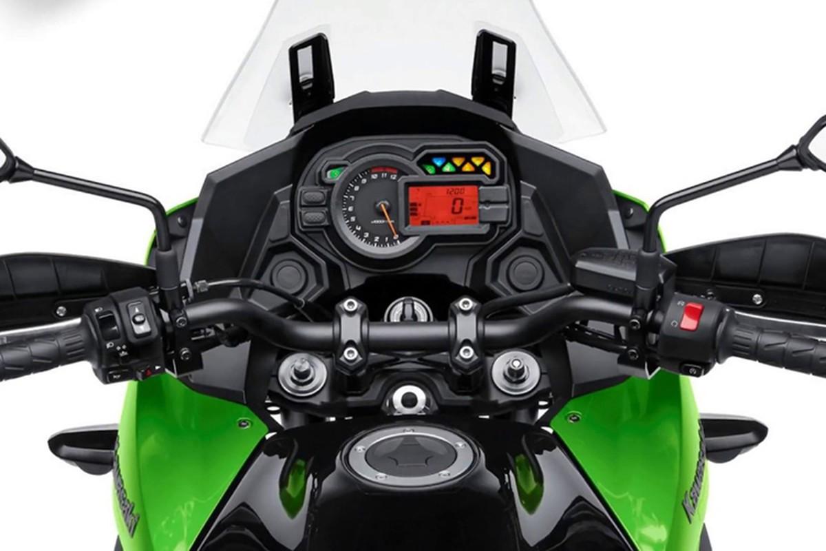 """Kawasaki Versys 650 2018 """"chot gia"""" 224 trieu tai An Do-Hinh-4"""