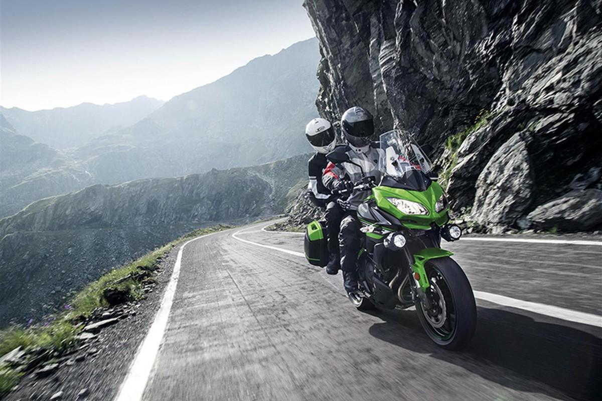 """Kawasaki Versys 650 2018 """"chot gia"""" 224 trieu tai An Do-Hinh-8"""