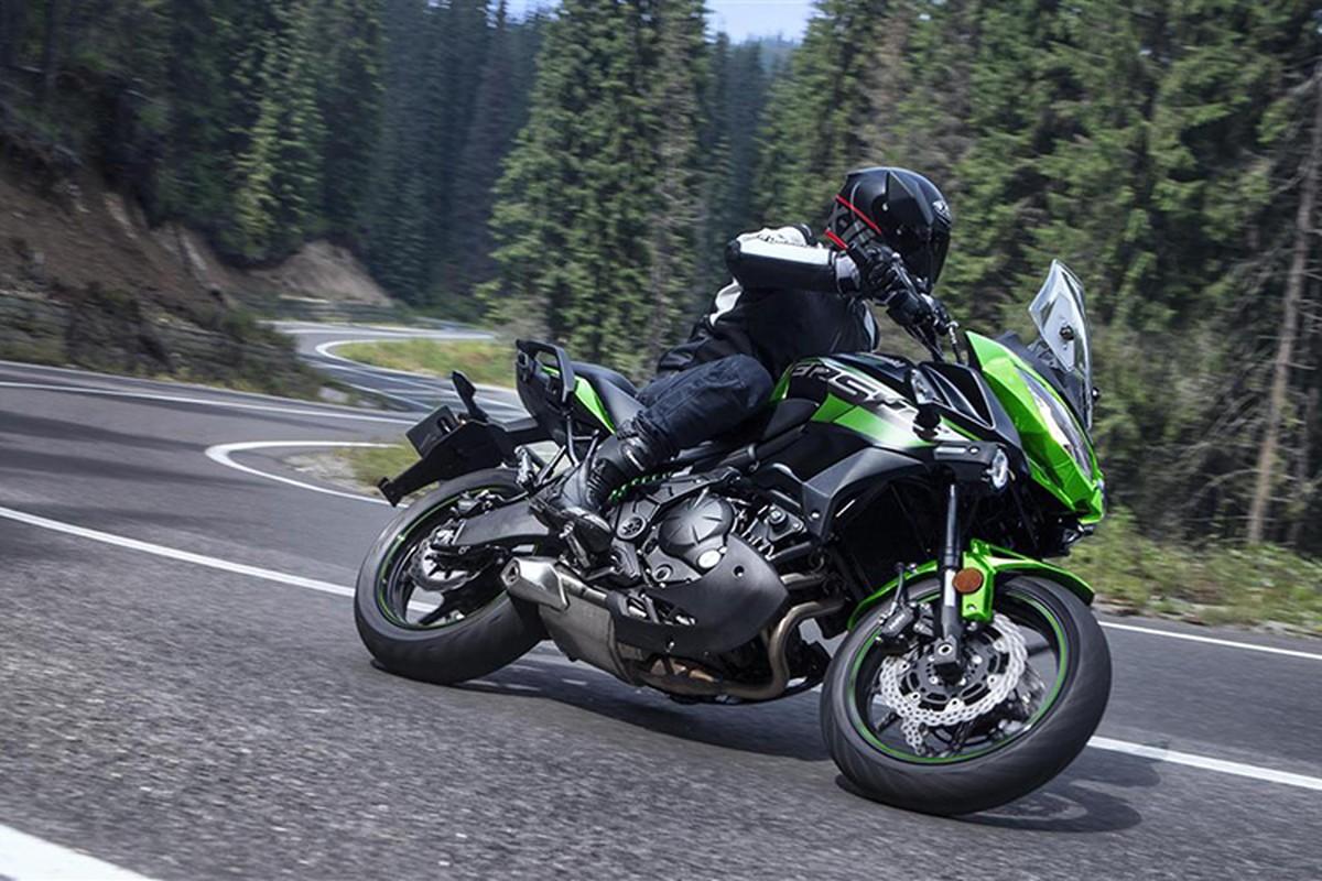 """Kawasaki Versys 650 2018 """"chot gia"""" 224 trieu tai An Do-Hinh-9"""