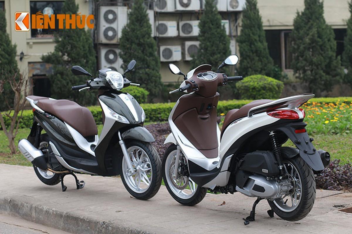 "Can canh xe ga Piaggio Medley ""dinh loi"" tai Viet Nam-Hinh-12"