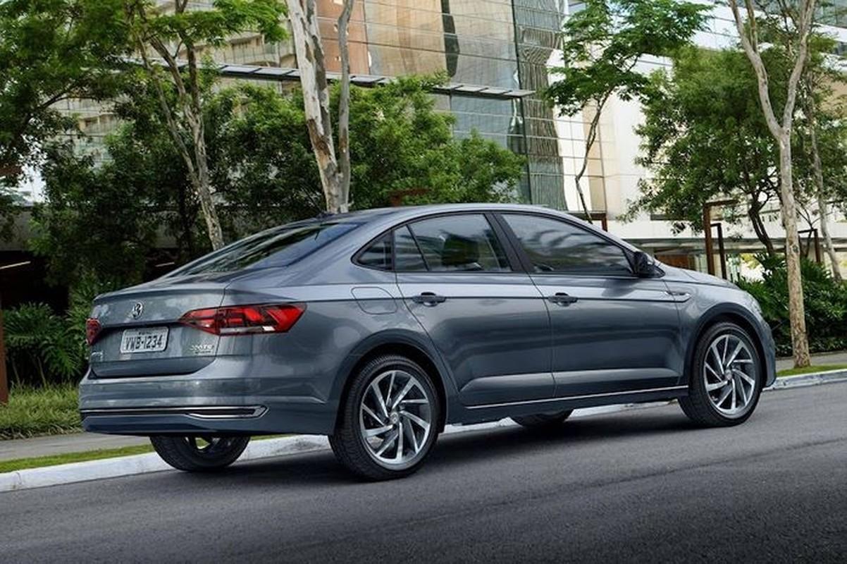 "Volkswagen ra mat Virtus ""dau"" Honda City va Toyota Vios-Hinh-4"