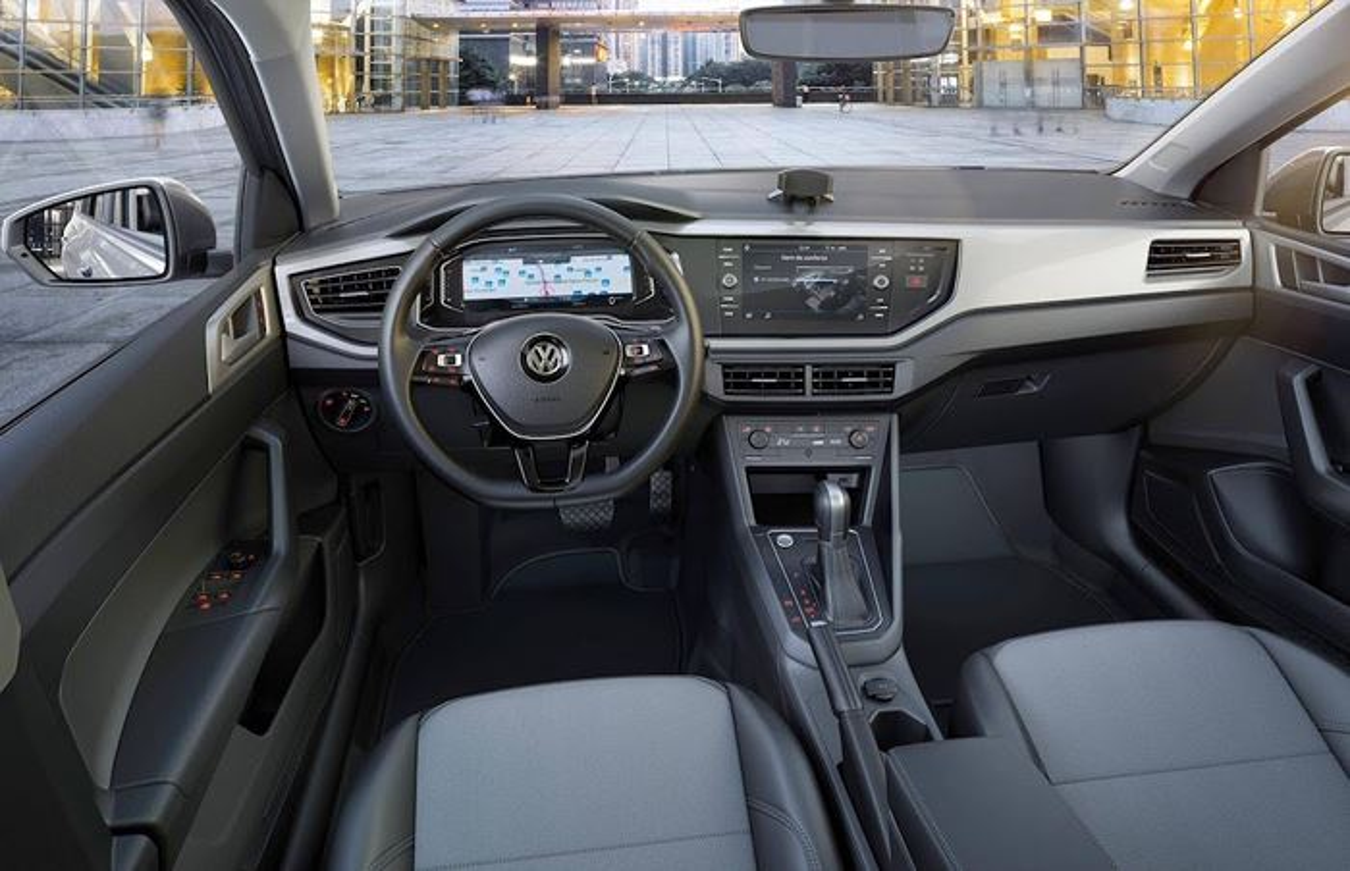 "Volkswagen ra mat Virtus ""dau"" Honda City va Toyota Vios-Hinh-5"