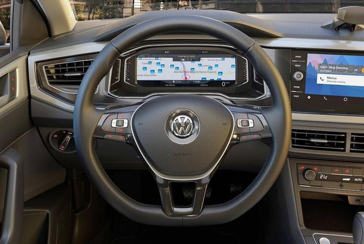 "Volkswagen ra mat Virtus ""dau"" Honda City va Toyota Vios-Hinh-6"