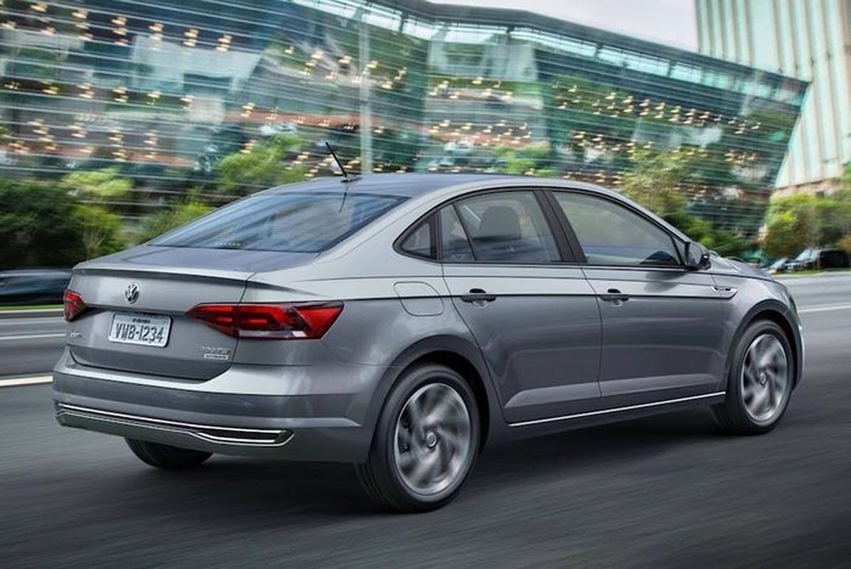 "Volkswagen ra mat Virtus ""dau"" Honda City va Toyota Vios-Hinh-8"